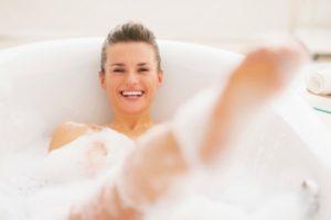 Ванны для похудения очень безопасно