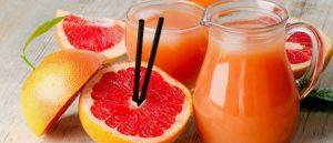 Грейпфрут для похудения очень эффективно