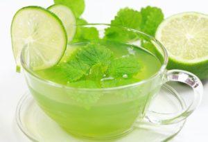 Зеленый чай для похудения очень просто