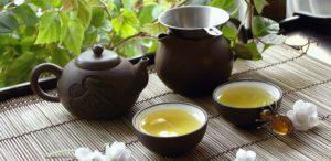 Зеленый чай для похудения польза рецепты