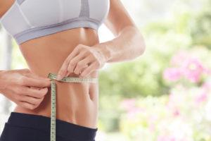 Как быстро убрать живот и бока