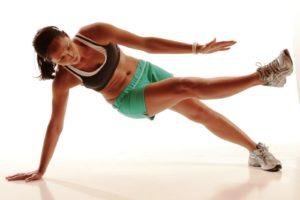 Как похудеть в бедрах без вреда
