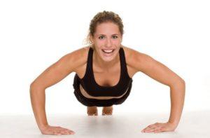 Как похудеть в руках и плечах в домашних условиях