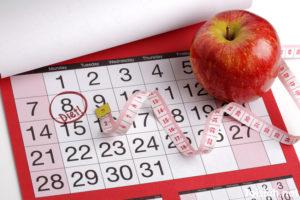 Как похудеть за 2 дня в домашних условиях