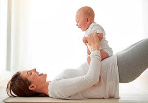 Как похудеть кормящей маме эффективно