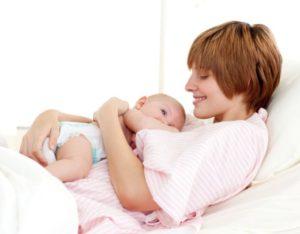 Как убрать живот после родов лучшие методы