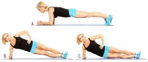 Как убрать живот упражнения эффективно
