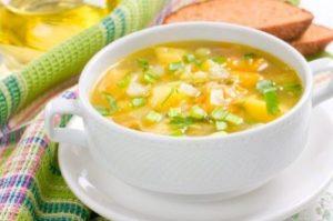 Луковый суп для похудения в домашних условиях