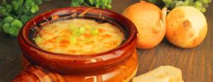 Луковый суп для похудения просто