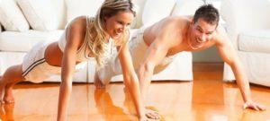 Лучшие упражнения чтобы убрать живот