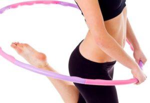 Обруч для похудения без вреда