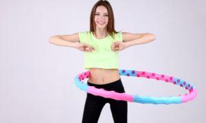 Обруч для похудения виды и упражнения