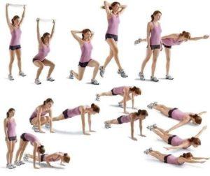 Похудение ног эффективная система из 7 упражнений