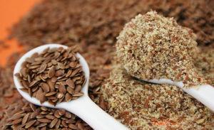 Семена льна для похудения как правильно принимать