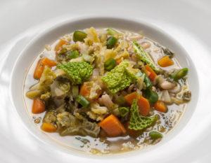 Суп для похудения без вреда