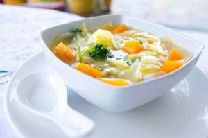 Суп для похудения эффективно
