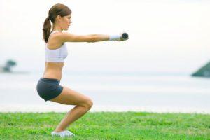 Упражнения для похудения без вреда