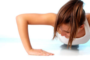 Упражнения для похудения очень просто