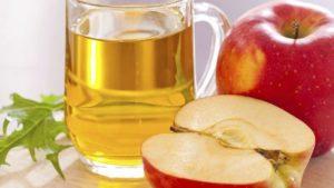 Яблочный уксус для похудения в домашних условиях