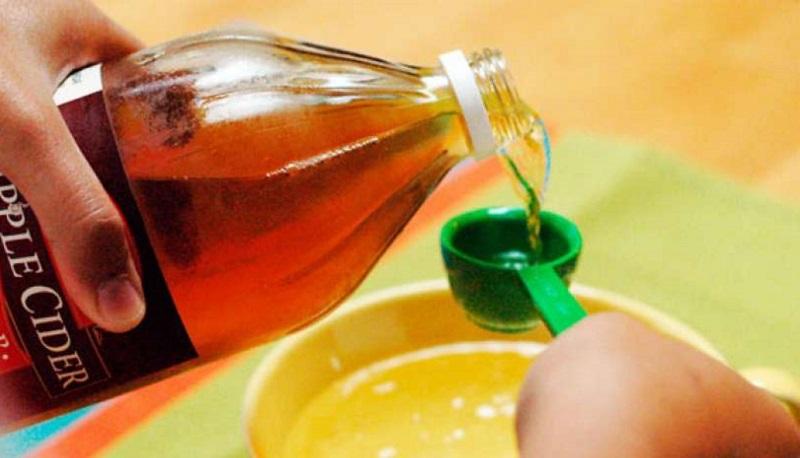 Яблочный уксус для похудения эффективно