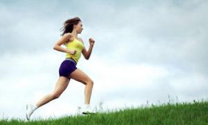 Бег для похудения очень безопасно