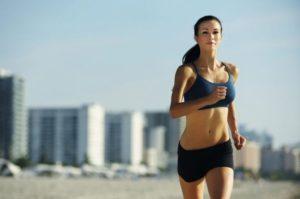 Бег для похудения просто