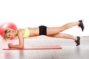 Гимнастика для похудения очень просто