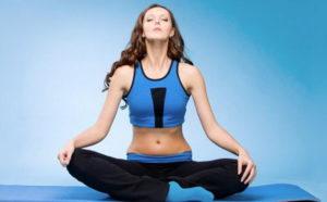Дыхательная гимнастика для похудения в домашних условиях