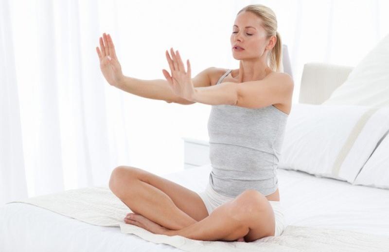 Дыхательная гимнастика для похудения очень безопасно