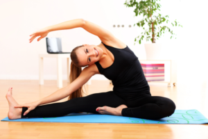 Зарядка для похудения в домашних условиях