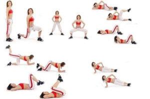 Зарядка для похудения легко