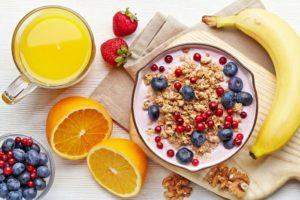 Здоровое питание для похудения очень безопасно