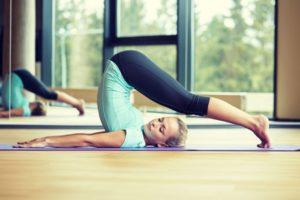 Йога для похудения какая лучше, упражнения
