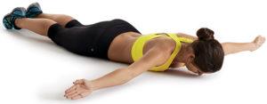 Как убрать жир со спины эффективно