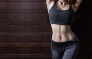 Как убрать жир с боков быстро с помощью упражнений