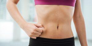 Как убрать жир с живота и боков без вреда