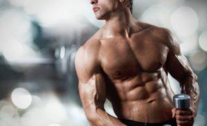 Как убрать жир с живота мужчине в домашних условиях