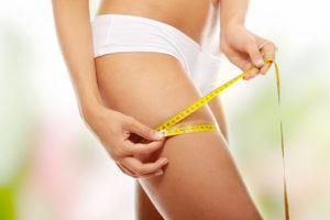 Как убрать жир с ляшек в домашних условиях