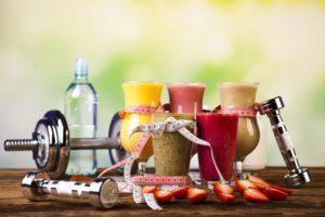 Лучшие коктейли для похудения в домашних условиях