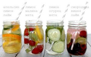 Напитки для похудения очень эффективно