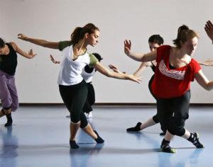Танцы для похудения просто