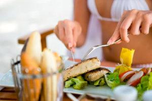 Белковая диета для похудения без вреда