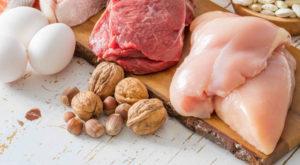 Белковая диета для похудения просто