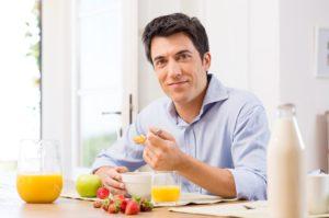 Диета для похудения для мужчин очень легко