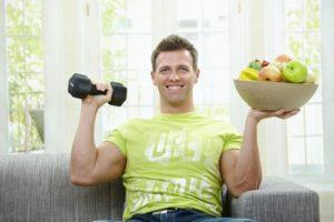 Диета для похудения для мужчин очень эффективно