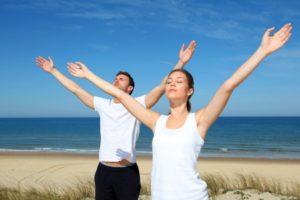 Дыхание для похудения без вреда