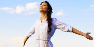 Дыхание для похудения очень просто