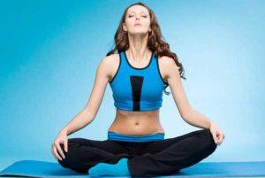 Дыхание для похудения техника выполнения упражнений