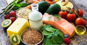 Правильное питание для похудения просто
