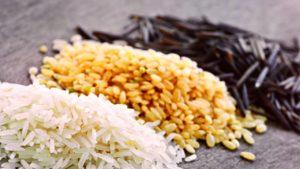 Рисовая диета для похудения очень безопасно